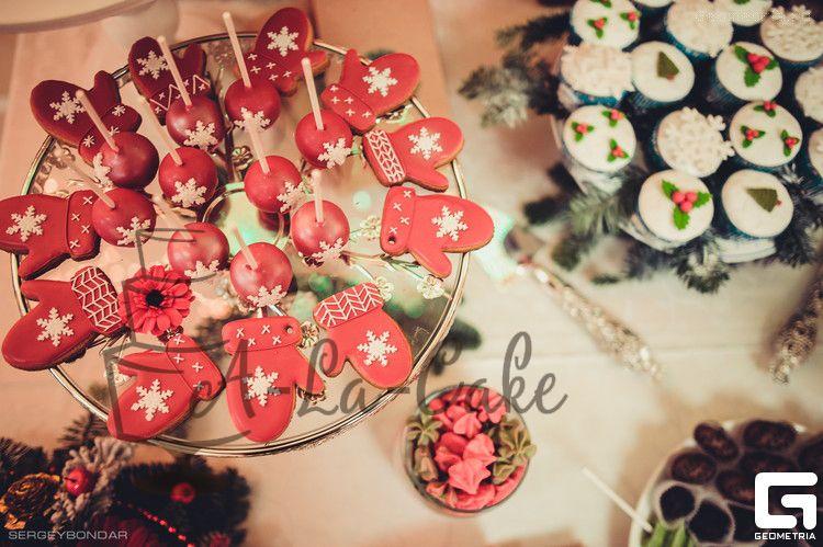 Печенье ,Кейк попс - фото 1773383 Надежда Алябьева - свадебные торты