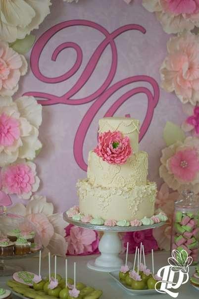 Фото 2507863 в коллекции A-La-Cake! Эксклюзивные торты ручной работы от Надежды Алябьевой - Надежда Алябьева - свадебные торты
