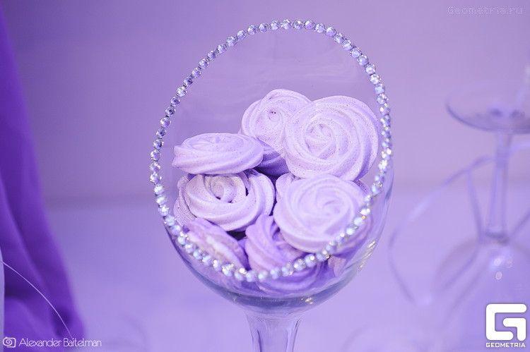 Фото 2507927 в коллекции Candy Bar- маленькие сладости! - Надежда Алябьева - свадебные торты