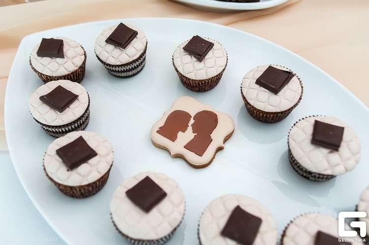 Фото 2507931 в коллекции Candy Bar- маленькие сладости! - Надежда Алябьева - свадебные торты