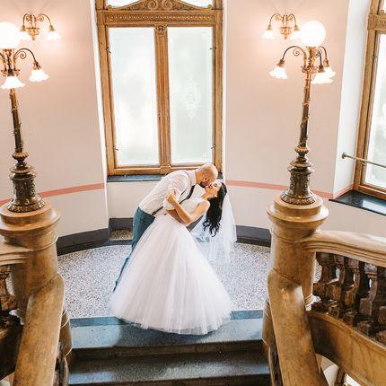 Фотосессия свадьбы в Праге, 4 часа