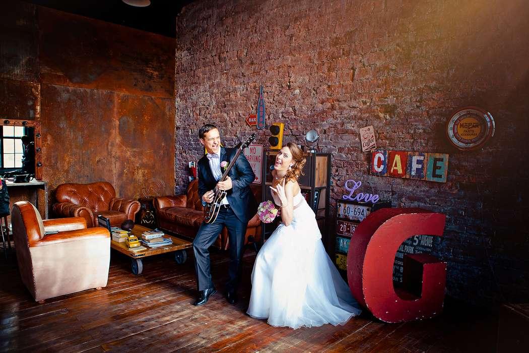нас вип студия для свадебной фотосессии всегда вставал раньше
