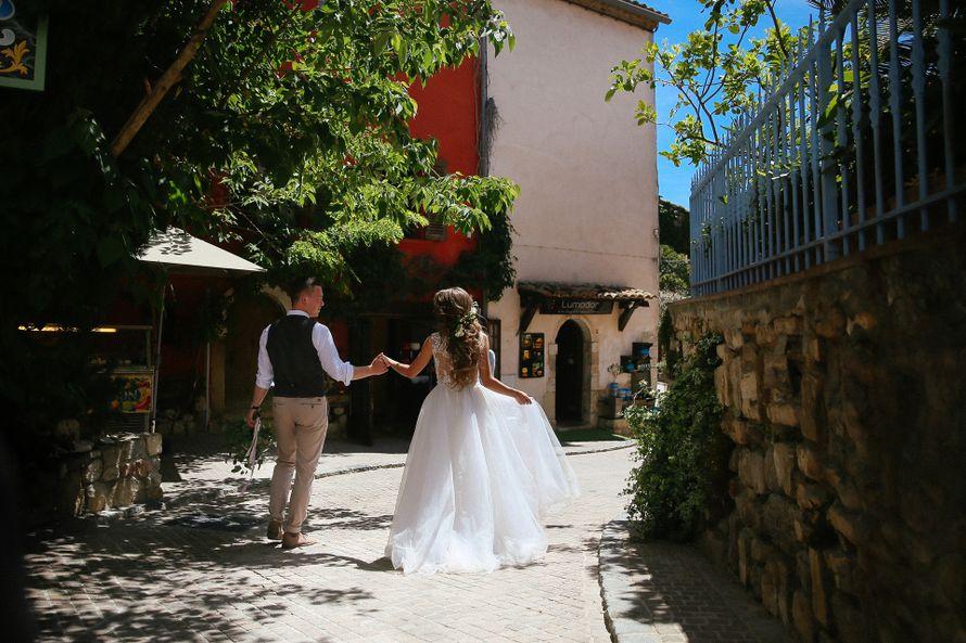 Фото 15725414 в коллекции Свадьба во Франции - Фотограф Анна Гурова