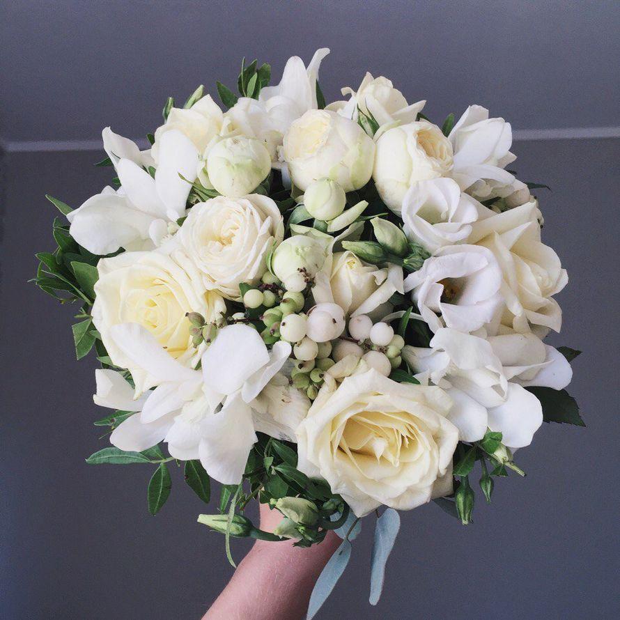 Букет невесты - вариант №4