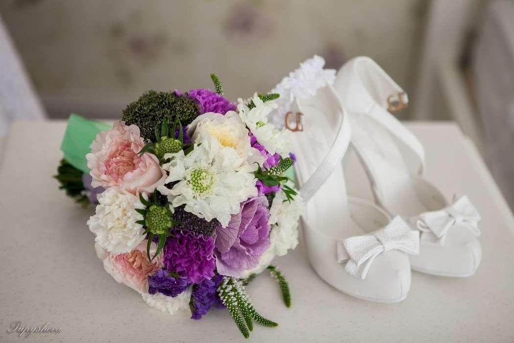 Фото 3747393 в коллекции Букеты невесты - Мастерская цветов и декора Shabby