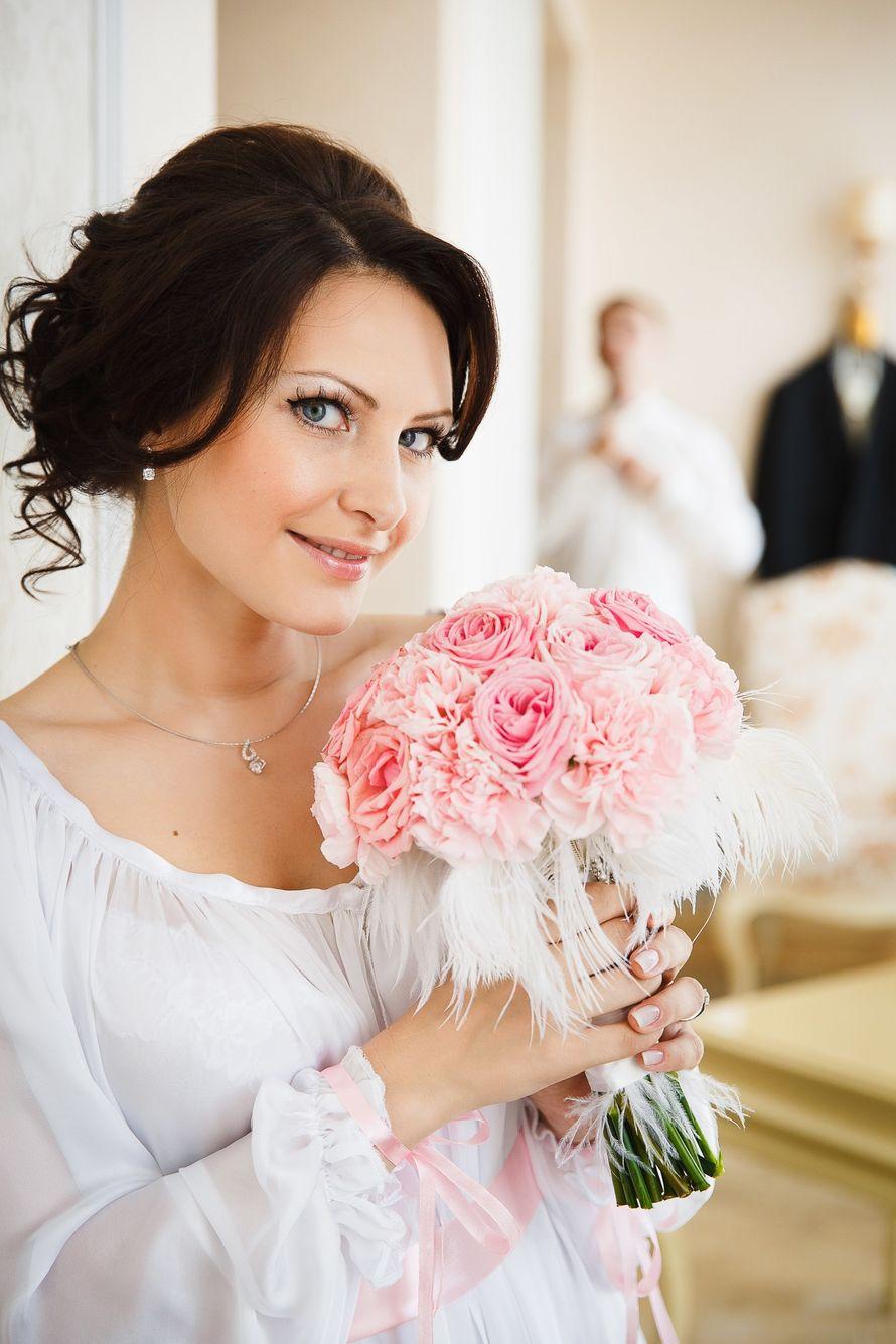 Фото 3747399 в коллекции Букеты невесты - Мастерская цветов и декора Shabby