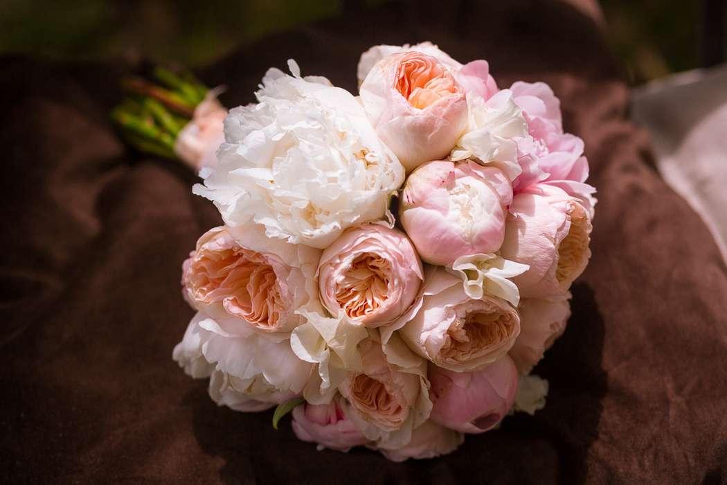 Фото 3747401 в коллекции Букеты невесты - Мастерская цветов и декора Shabby