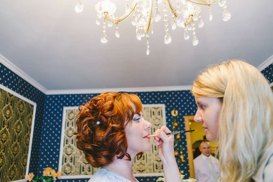 Сборы невесты - фото 4642359 Фотограф Александра Бобошина