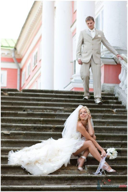 Фото 38460 в коллекции новые фото со свадьбы - barbie