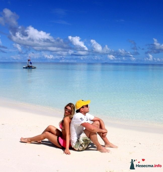 Фото 104328 в коллекции Мальдивы  -  идеальное место для медового месяца. - barbie