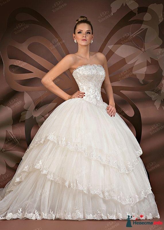 "Фото 444672 в коллекции HAUTE COUTURE - Свадебный салон ""Grace"""