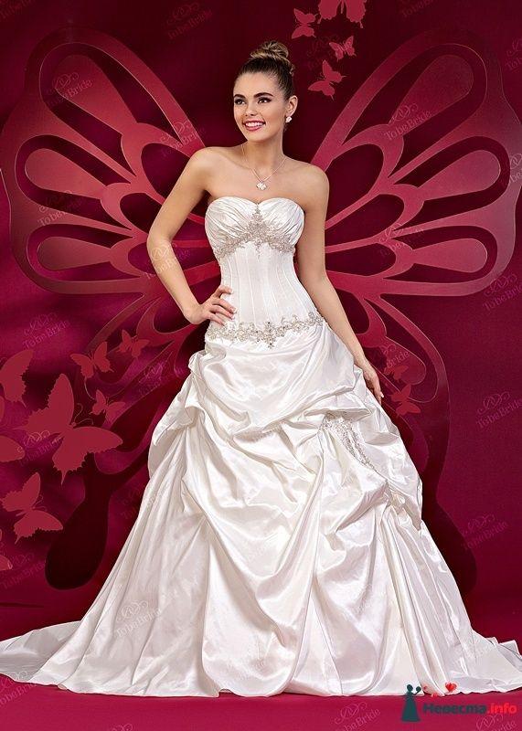 """Фото 444750 в коллекции Свадебные платья на заказ. - Свадебный салон """"Grace"""""""