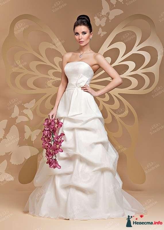 """Фото 444753 в коллекции Свадебные платья на заказ. - Свадебный салон """"Grace"""""""