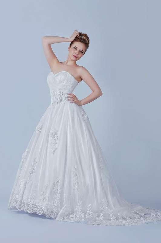 Свадебное платье Marie - фото 548695 Salon D'Elis - свадебные платья