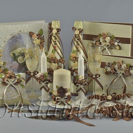 """Набор аксессуаров """"Ваниль и шоколад"""""""