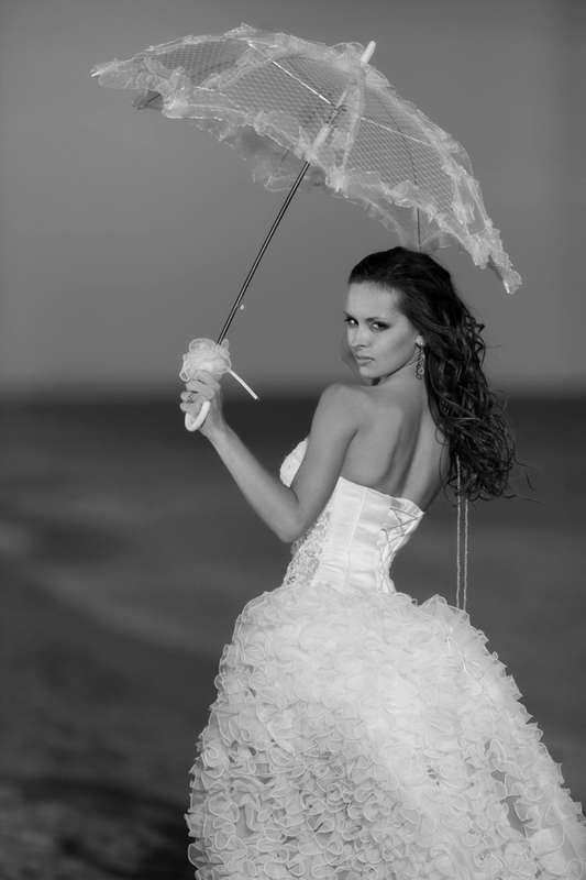 Фото 542971 в коллекции Морская свадебная фотосессия - Фотограф Николай Хорьков