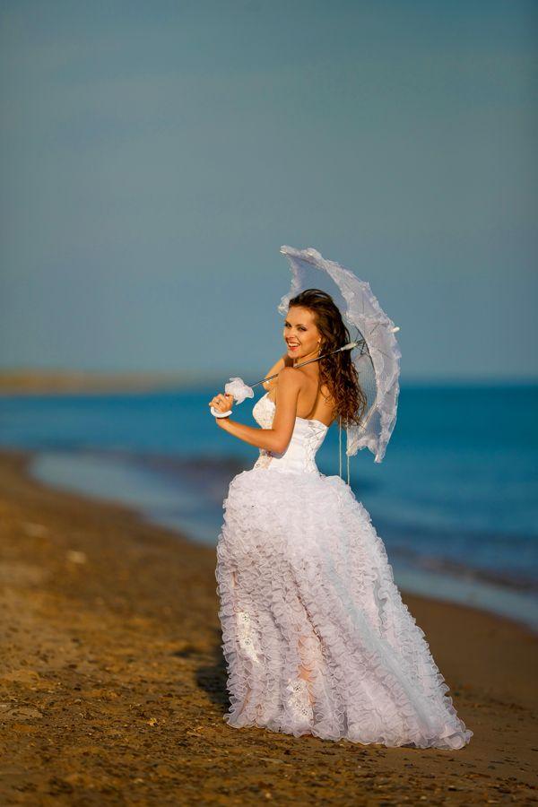 Фото 542972 в коллекции Морская свадебная фотосессия - Фотограф Николай Хорьков