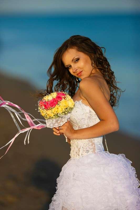 Фото 542982 в коллекции Морская свадебная фотосессия - Фотограф Николай Хорьков