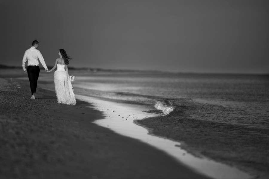 Фото 542985 в коллекции Морская свадебная фотосессия - Фотограф Николай Хорьков