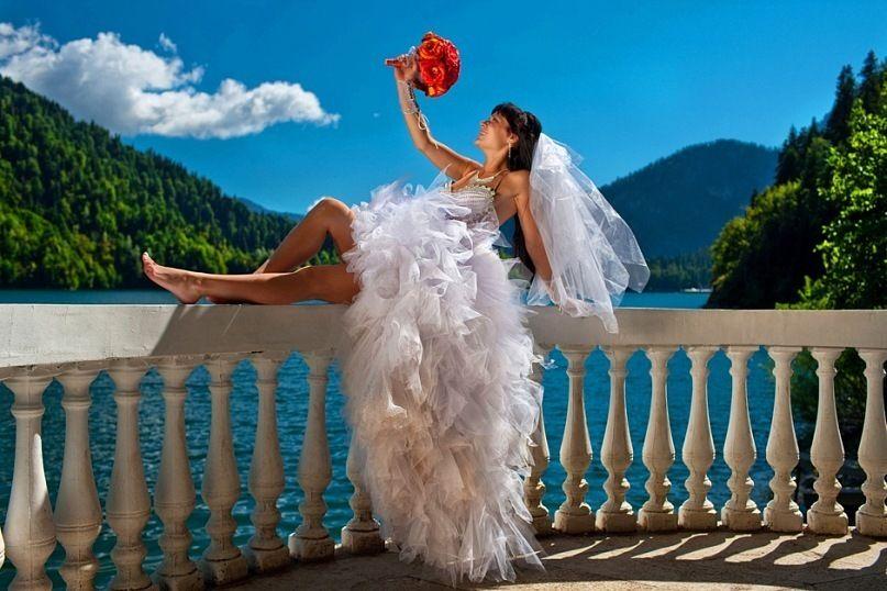 менее абхазия места для свадебных фото отжимания