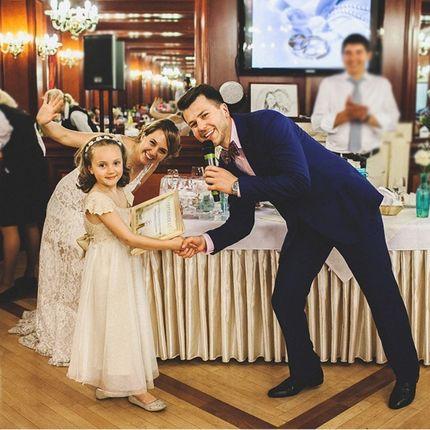 Ведущий на свадьбу, 8 часов