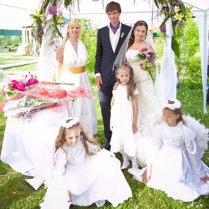 Выездная регистрация брака и проведение банкета