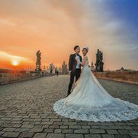 Фотосъёмка свадеб за границей, 5 часов