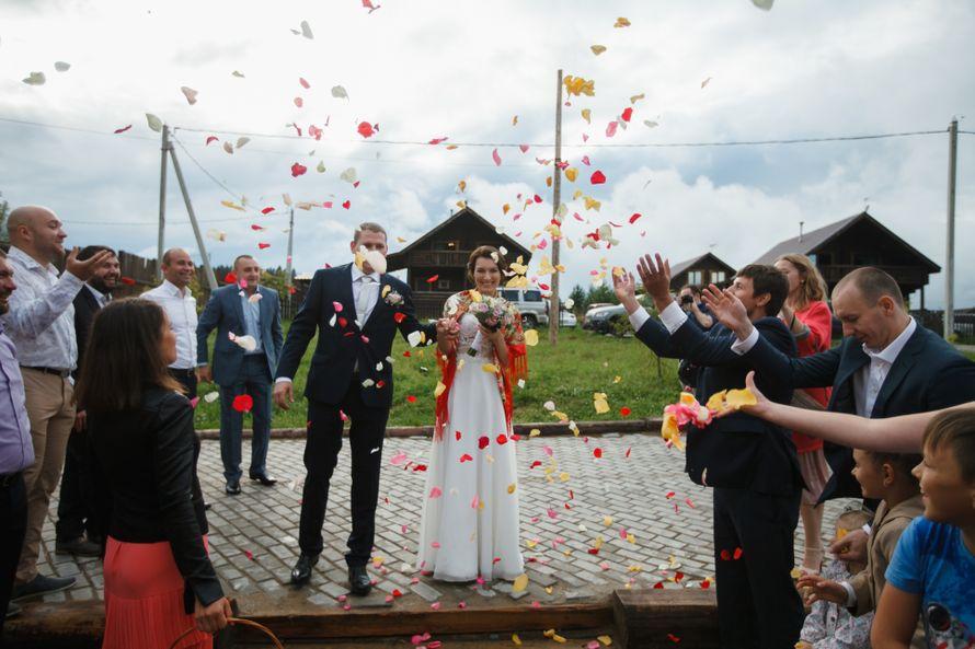 Фото 16523498 в коллекции Свадьба в стиле рустик. Нина и Егор Разумные - Екатерина Праздник - организатор и ведущая