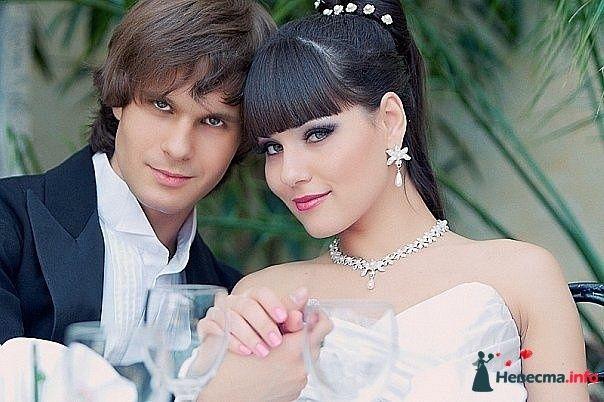 Фотосессия в Le MERIDIEN MOSCOW COUNTRY CLUB - фото 88018 Визажист-стилист свадебного образа Лариса Костина