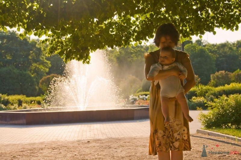 Фото 50068 в коллекции Прогулка с малышом