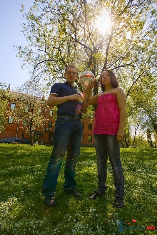 Фото 100085 в коллекции Love-story Ярославны и Александра - Невеста01