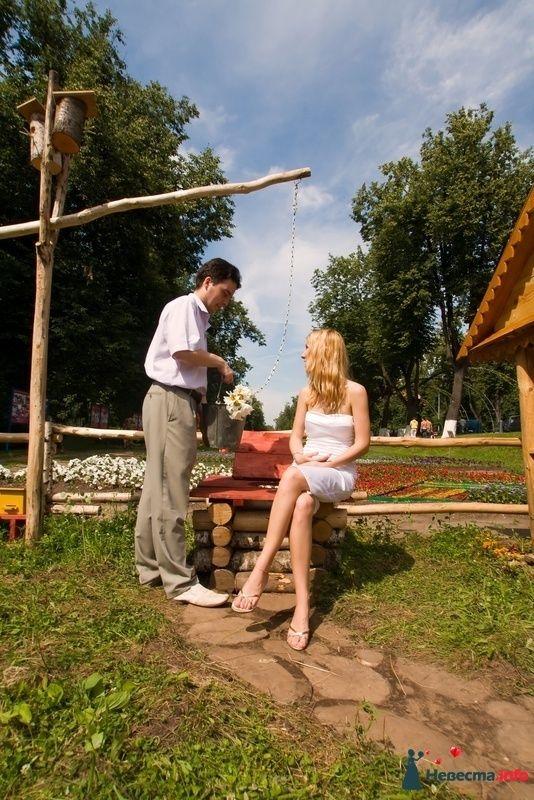 Фото 117960 в коллекции Елена+Андрей - Невеста01
