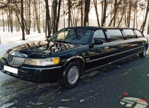 Lincoln Town Сar, 11 мест - фото 2793 Vip Limousine - аренда авто