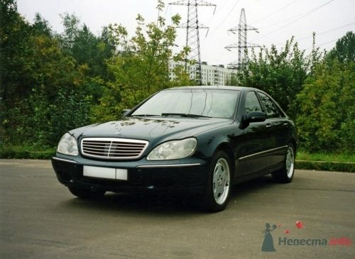 Mersedes W 220 - фото 2797 Vip Limousine - аренда авто