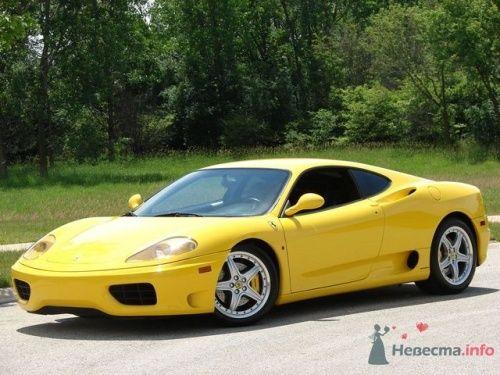 Ferrari 360  - фото 2479 Авто-Премиум - прокат авто