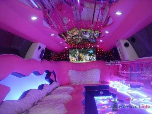 Салон Линкольна Playboy  - фото 2505 Авто-Премиум - прокат авто