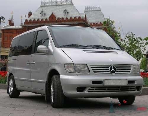 Мерседес Вита - фото 2540 Авто-Премиум - прокат авто