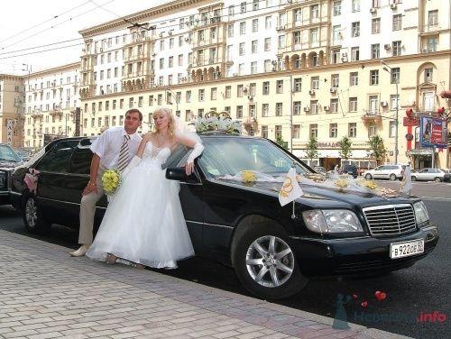 Фото 2631 в коллекции Свадьба - Авто-Премиум - прокат авто