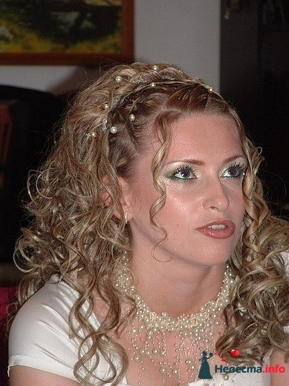 Фото 95398 в коллекции Свадебные прически (фотографии сняты не мной)  - Wamira