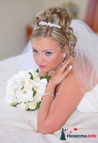 Фото 95406 в коллекции Свадебные прически (фотографии сняты не мной)  - Wamira