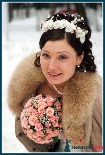 Фото 95409 в коллекции Свадебные прически (фотографии сняты не мной)  - Wamira