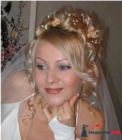Фото 95460 в коллекции Свадебные прически (фотографии сняты не мной)  - Wamira