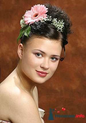 Фото 95505 в коллекции Свадебные прически (фотографии сняты не мной)  - Wamira