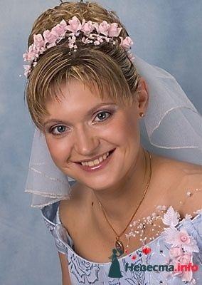 Фото 95518 в коллекции Свадебные прически (фотографии сняты не мной)  - Wamira