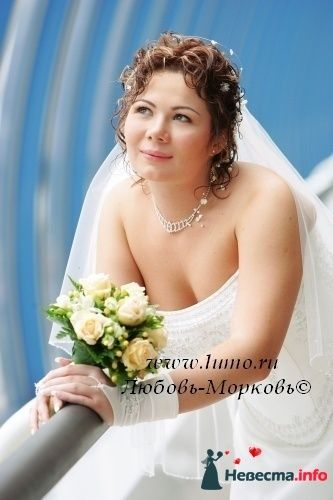 Фото 95523 в коллекции Свадебные прически (фотографии сняты не мной)