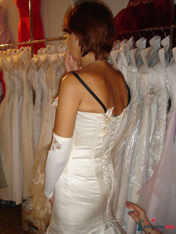 Леночка, выбор платья :) шнуровка! - фото 95527 Wamira