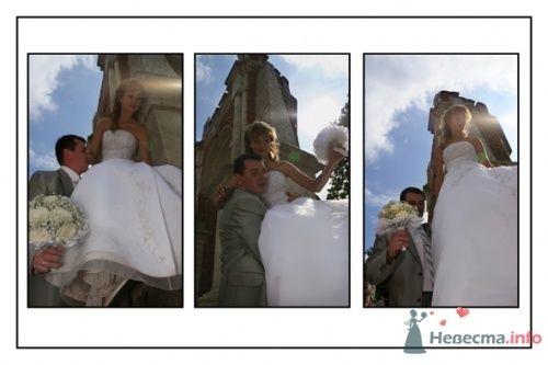 Фото 21588 в коллекции свадебные - Олег и Юлия Романив - свадебная фотосъемка