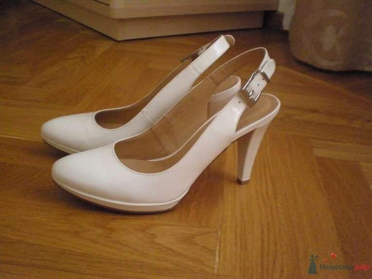 Свадебные туфли - фото 29035 dorny