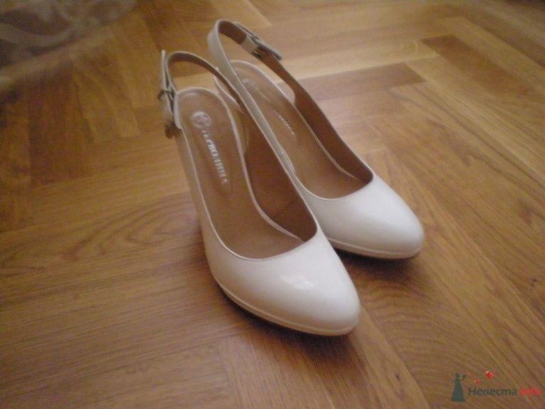 Свадебные туфли - фото 29036 dorny