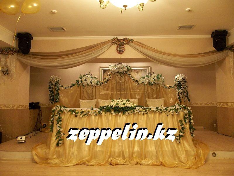 Фото 513795 в коллекции Оформление свадьбы - Корпорация праздников - студия оформления